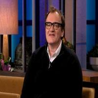 VIDEO: Quentin Tarantino Reveals Genre of Next Film Project on LENO