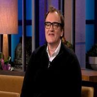 VIDEO: Quentin Tarantino Reveals Genre of Next Film Project on LENO
