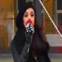 STAGE TUBE: Cher Lloyd Performs at Thanksgiving Day Parade