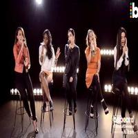 VIDEO: X Factor's FIFTH HARMONY Performs on Billboard 'Candid Covers'