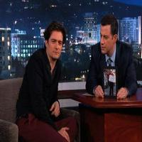 VIDEO: Orlando Bloom Talks New Hobbit Film & More on KIMMEL