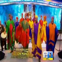 STAGE TUBE: THE LION KING Pays Tribute to Nelson Mandela on GMA