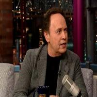 VIDEO: Billy Crystal Asks LETTERMAN About Feud with Philbin at 700 SUNDAYS Performance