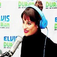 VIDEO: GLEE's Lea Michele Talks New Album, Loss of Monteith & 100th Episode on 'Elvis Duran'