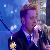 VIDEO: Michael Buble Brings Holiday Cheer on NBC's TODAY