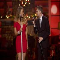 VIDEO: Michael Buble, Mariah Carey Perform 'All I Want for Chrismas' on NBC Holiday Special