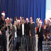 STAGE TUBE: THE BRIDGES OF MADISON COUNTY Cast Send Holiday Love to Fans