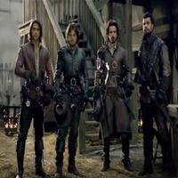 VIDEO: First Look - New BBC One Drama Series THE MUSKETEERS