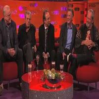 VIDEO: Monty Python Troupe Appears on BBC's GRAHAM NORTON SHOW