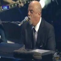 VIDEO: Billy Joel Performs 'You May Be Right' Live on New Year's Eve