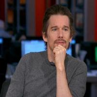 STAGE TUBE: Ethan Hawke Talks Bringing Shakespeare to the Stage on MSNBC's MORNING JOE
