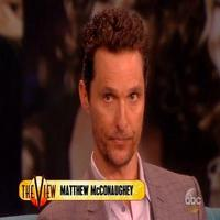 VIDEO: Matthew McConaughey Talks New HBO Series, Dallas Buyers Club on THE VIEW