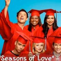 VIDEO: Cory Monteith Featured on GLEE's Unreleased Version of 'Seasons of Love'