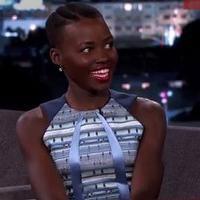 VIDEO: Lupita Nyong'o Talks Being Star Struck at Golden Globes on KIMMEL
