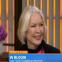 VIDEO: Ellen Burstyn Talks New Lifetime Film FLOWERS IN THE ATTIC on 'Today'