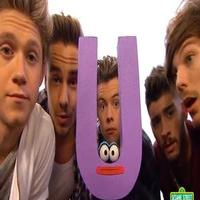 VIDEO: First Look - ONE DIRECTION Stops by Sesame Street!