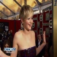 VIDEO: Jennifer Lawrence Brought to Tears Upon Hearing HOMELAND Spoiler News