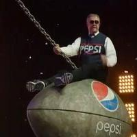 VIDEO: Mike Ditka Channels 'Wrecking Ball' in New Pepsi Super Bowl Ad!