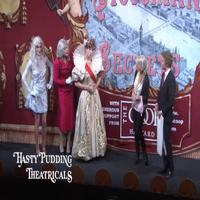 BWW TV: Helen Mirren Honored as Hasty Pudding Theatricals' Woman of the Year