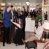 VIDEO: Watch BONES Fans' Surprise Engagement on Set!