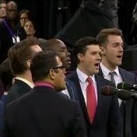 VIDEO: Cast of JERSEY BOYS Perform National Anthem at Westminster Dog Show