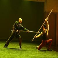 BWW TV: Watch Highlights from Signature Theatre's KUNG FU!