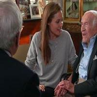 VIDEO: Angelina Jolie on New Film UNBROKEN: 'Hardest Thing I've Ever Done'