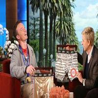 VIDEO: Gold Medalist David Wise Gets Surprise Gift on ELLEN