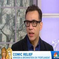 VIDEO: Fred Armisen 'Loves' New Gig as LATE NIGHT Bandleader