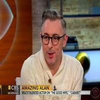 VIDEO: Alan Cumming Talks Return to Broadway in CABARET on CBS