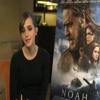 VIDEO: First Look - Emma Watson Introduces New Trailer for Aronofsky's NOAH
