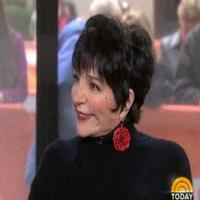 VIDEO: Liza Minnelli Talks New Tour, Ellen's Oscar Joke & More on TODAY
