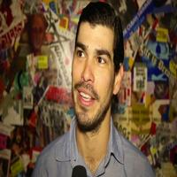 BWW TV: Chatting with LOOKING's Raul  Castillo & the Company of ADORATION OF THE OLD WOMAN