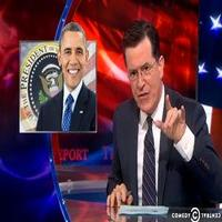 VIDEO: Stephen Talks Obama's Appearance on 'Between Two Ferns' on COLBERT