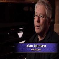 STAGE TUBE: Meet the Company of ALADDIN- Alan Menken