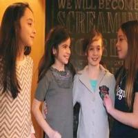 STAGE TUBE: Meet the New Leading Ladies of Broadway's MATILDA!