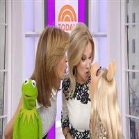VIDEO: Miss Piggy Tells TODAY's Hoda to Back Off Blake Shelton!