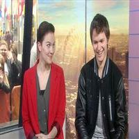 VIDEO: DIVERGENT Author & Star Talk Film Adaptation on 'Today'