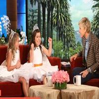 VIDEO: Fan Favorites Sophia Grace & Rosie Return to ELLEN!