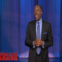 VIDEO: What Did Arsenio Have to Do With Letterman's Retirement?