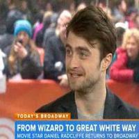 VIDEO: 'INISHMAAN's Daniel Radcliffe Reveals 'Irish Accent Took Some Practice'