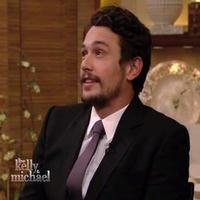 VIDEO: 'MICE & MEN's James Franco Addresses Stage Door Controversy on LIVE: 'I Used Bad Judgement'