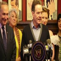 BWW TV: Bryan Cranston & More Stand Up for Senator Schumer's Broadway Tax Bill!