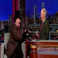 VIDEO: Stephen Colbert to Replace LETTERMAN; Watch Most Recent Guest Appearance!