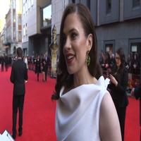 BWW TV:  OLIVIER AWARDS 2014 - Hayley Atwell