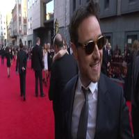 BWW TV:  OLIVIER AWARDS 2014 - James McAvoy