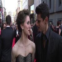 BWW TV:  OLIVIER AWARDS 2014 - The Royal Ballet's Marianela Nunez and Thiago Soares