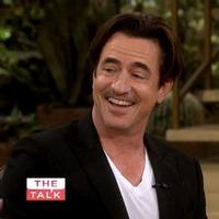 VIDEO: Dermot Mulroney Chats New Series CRISIS on 'The Talk'