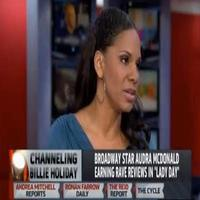 STAGE TUBE: Audra McDonald Talks the Joys of Playing LADY DAY on MSNBC