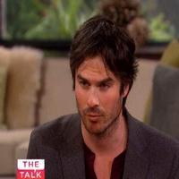 VIDEO: Ian Somerhalder Chats New Showtime Docu-Series 'Years of Living Dangerously' on THE TALK